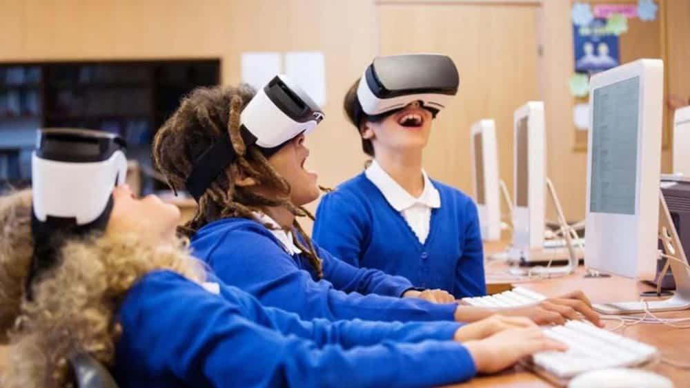 VR hariduses