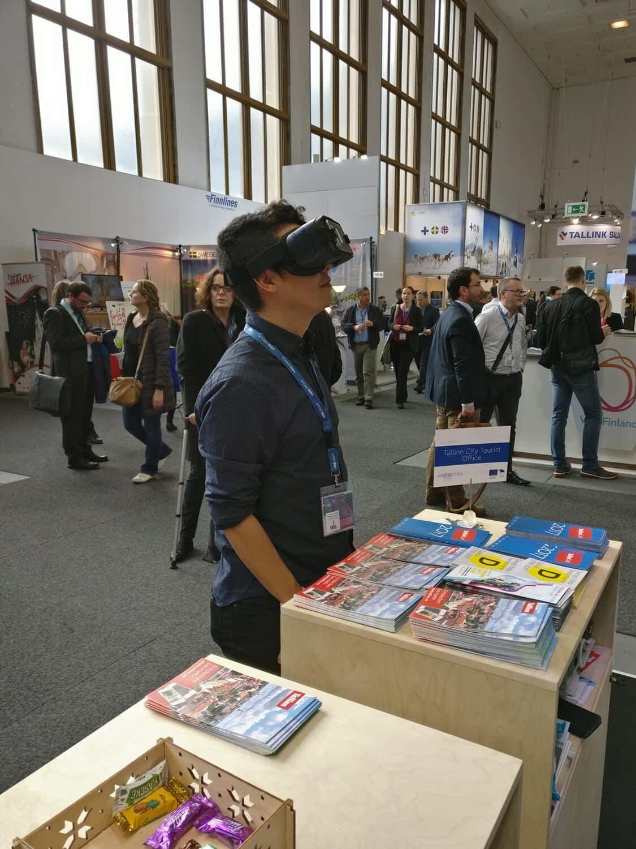 Tallinn virtuaalreaalsuse messil