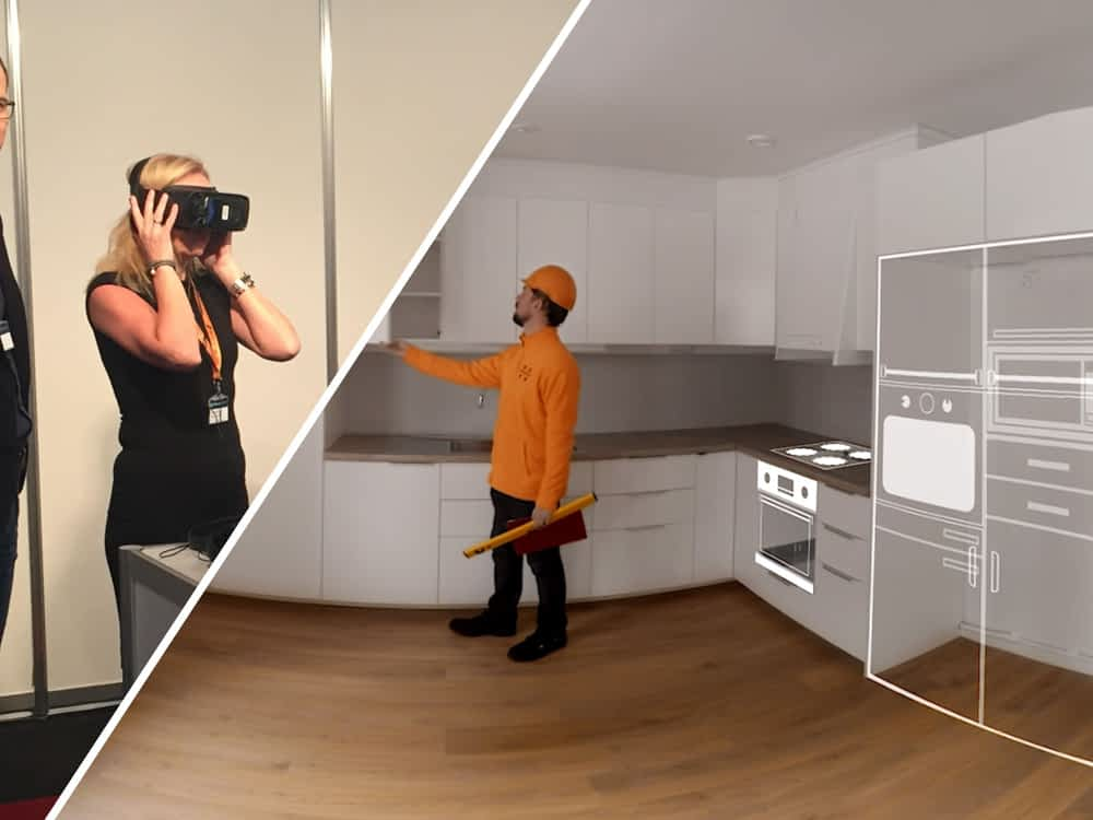 VR messil Harmet VR Maru VR