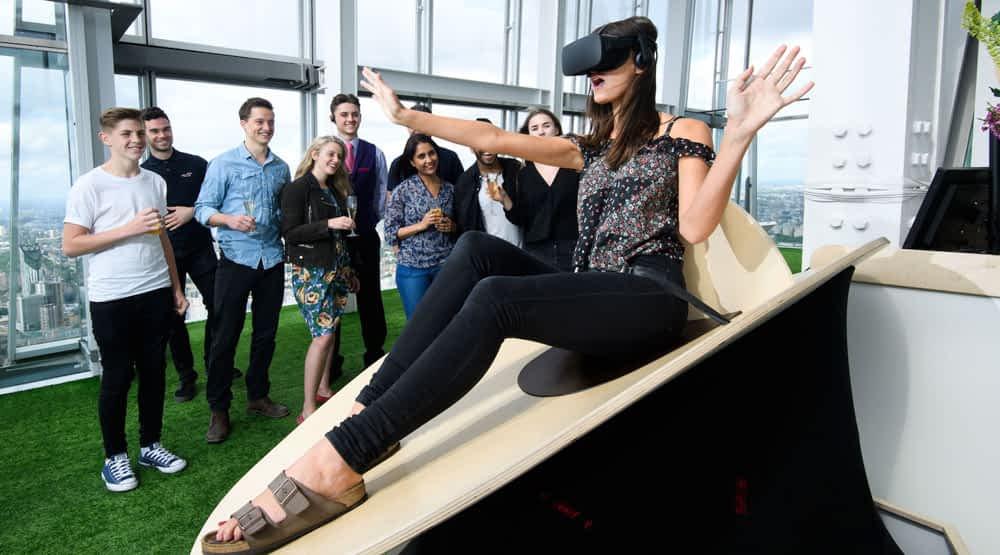 VR meelelahutuses