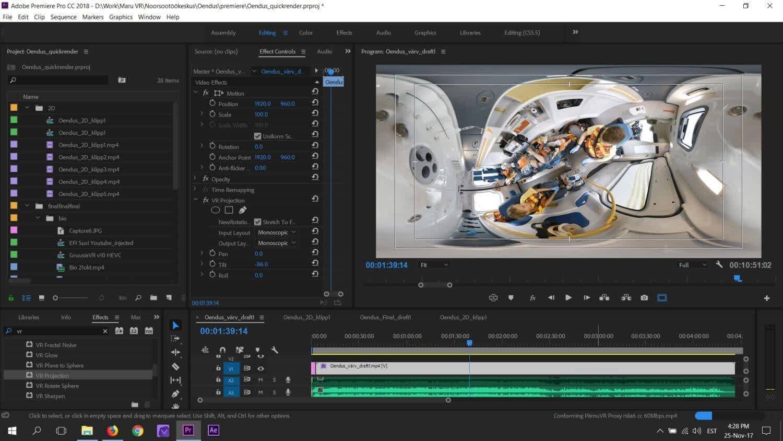 Adobe Priemer montaazh