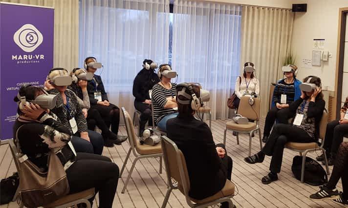 Social Insurance Board_VR experience_Maru VR