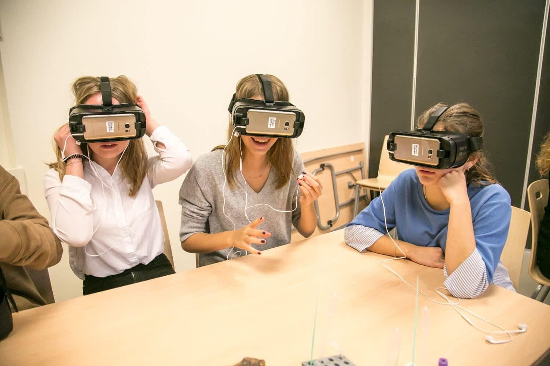 Õenduse virtuaalreaalsuse töötuba
