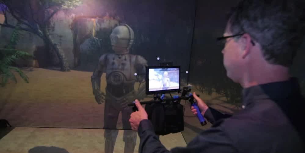 VR filmis